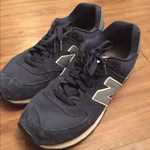 New Balance Navy 9 Shoes